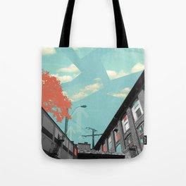 Post-industrial Tote Bag