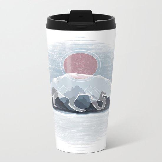 Nordic Tale Metal Travel Mug