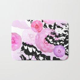 Camellia Blush Bath Mat