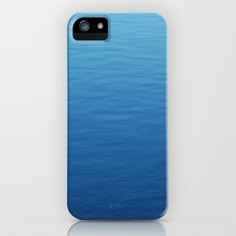 Where did all the waves go? iPhone Case
