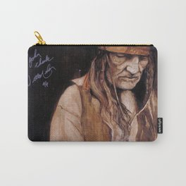 Willie Nelson 2 Carry-All Pouch