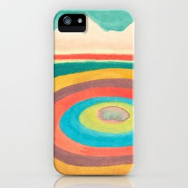 Colorful Stone iPhone Case