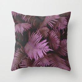 Farn 02 Throw Pillow