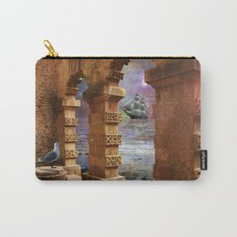 The Temple of Poseidon Carry-All Pouch