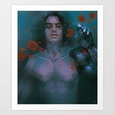 Bucky Art Print