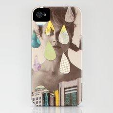 deux iPhone (4, 4s) Slim Case