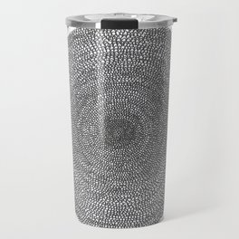 Circle / Semi Circles Travel Mug