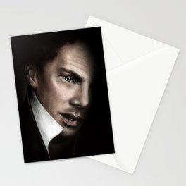 Benedict Painting Stationery Cards