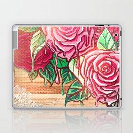 melting rose *flowersCollection* Laptop & iPad Skin