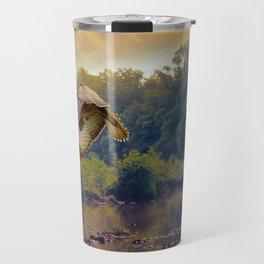 Morning Buzzard Travel Mug