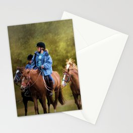 Riding School Stationery Cards
