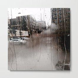 Rain Rain  Metal Print