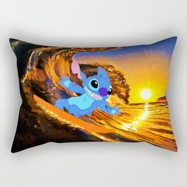 Stitch Rectangular Pillow