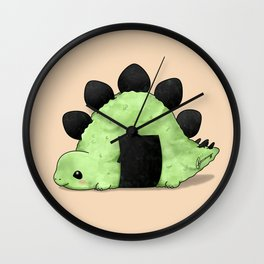 RAWRigiri Wall Clock