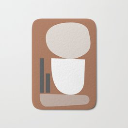 Shape study #11 - Stackable Collection Bath Mat