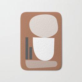 Shape study #11 - Stackable Collection Bath Mat