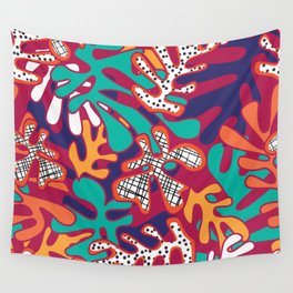 Matisse Pattern 009 Wall Tapestry