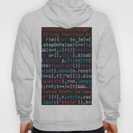 Computer Science Code Hoody