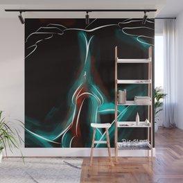 """Penetration - 1"" Wall Mural"
