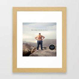 Don't Judge Framed Art Print