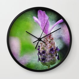 Finding the calm Wall Clock