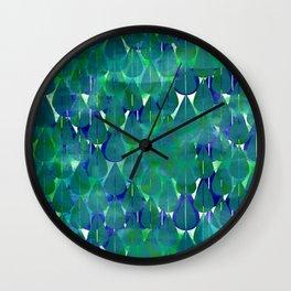 Peacock Wall Clock