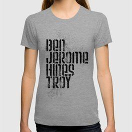 Ben Jerome Hines Troy / Gold T-shirt