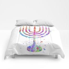 Menorah Comforters
