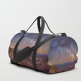 Nightscape Duffle Bag