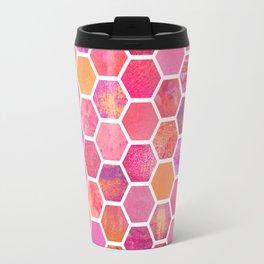 Flowers & Honey Travel Mug