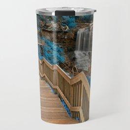 Blackwater Falls State Park Davis West Virginia United States Ultra HD Travel Mug