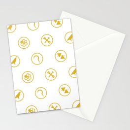 Guild Symbols Stationery Cards
