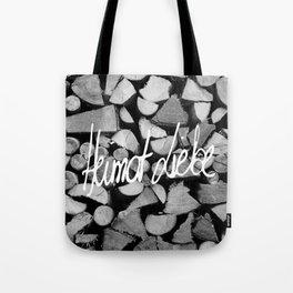 Heimat Liebe Tote Bag