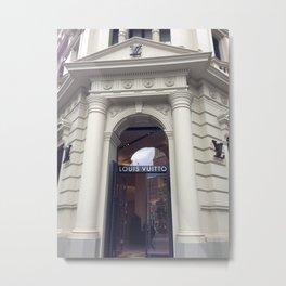 Classy LV Building- Melbourne, Australia Metal Print