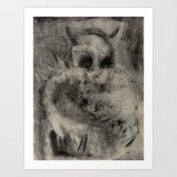 Dream Demon Art Print