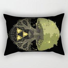 Deku Tree Full Colour Rectangular Pillow