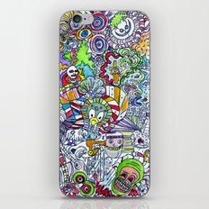 FUNHOUSE iPhone & iPod Skin