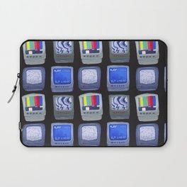 TV Pattern Laptop Sleeve