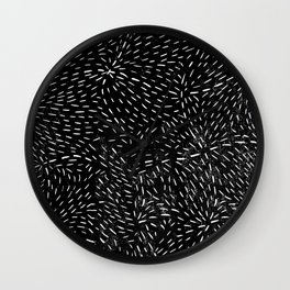 Doorway to outer space Wall Clock