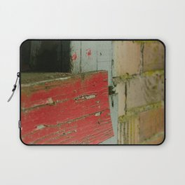 Painted Wood - Mount Vernon, WA Laptop Sleeve