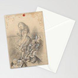 Alice in Wonderland - John Tenniel Stationery Cards