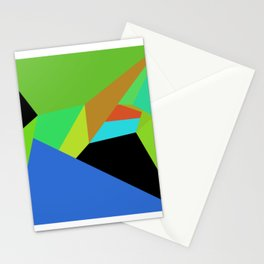 Abstraction 004 Stationery Cards