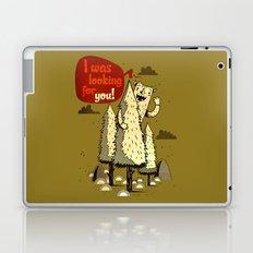 The Woods Monster. Laptop & iPad Skin