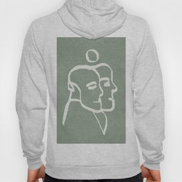 Abstract Statues Hoody
