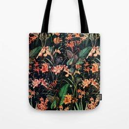 Exotic Garden Tote Bag