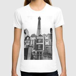 Noir Paris VII T-shirt