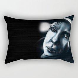 Sandra bullock in Gravity Rectangular Pillow