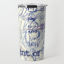 Segment of truth Travel Mug