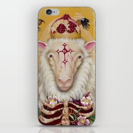 Sheep Go To Heaven iPhone Skin