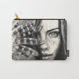 Freckly Carry-All Pouch